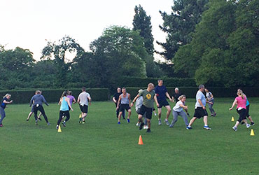 Bournemouth Fitness Group - Group Outdoor Exercise Sessions