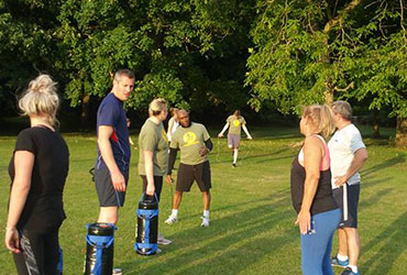 Bournemouth Fitness Group - Outdoor Group Training in Park
