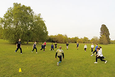 Bournemouth Fitness Group - Group Training in Park